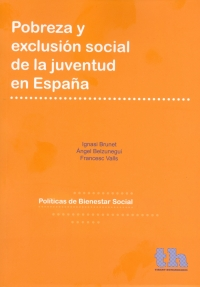 Poverty and social exclusion of youth in Spain